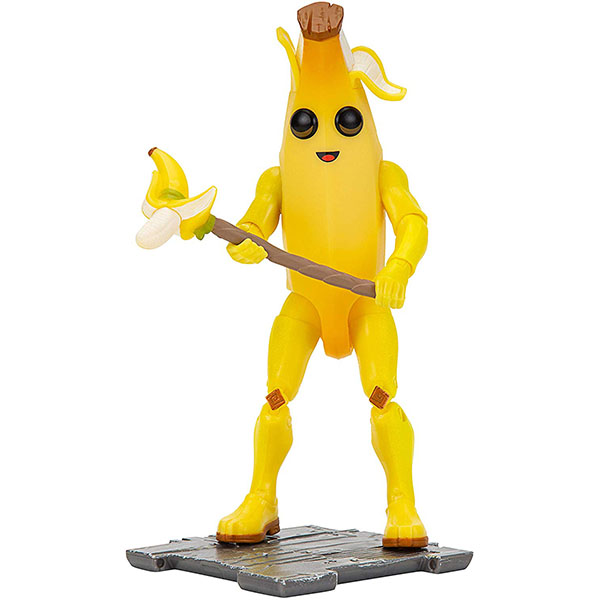 Игровые наборы и фигурки для детей Fortnite FNT0262 Фигурка героя Peely с аксессуарами (SM) фото