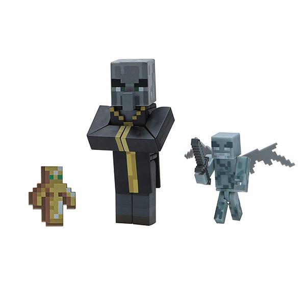 Купить Minecraft 16495 Майнкрафт фигурка Evoker, Минифигурка Minecraft