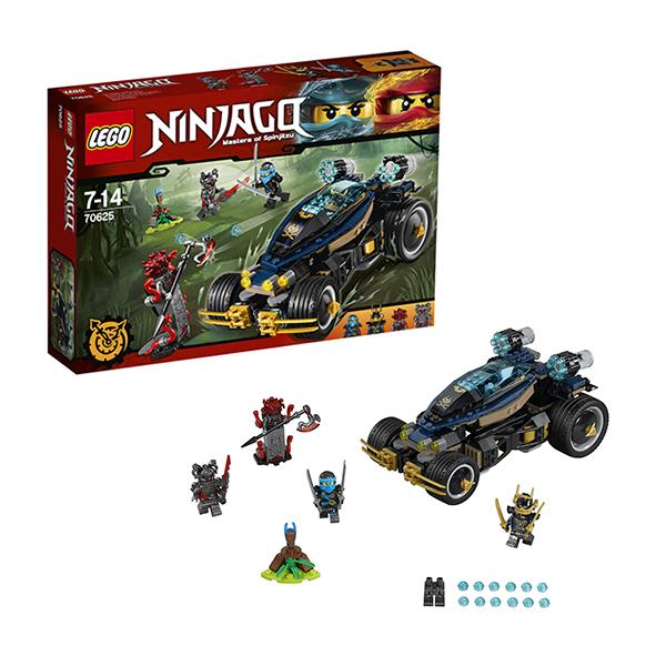 Конструктор LEGO - Ниндзяго, артикул:145718