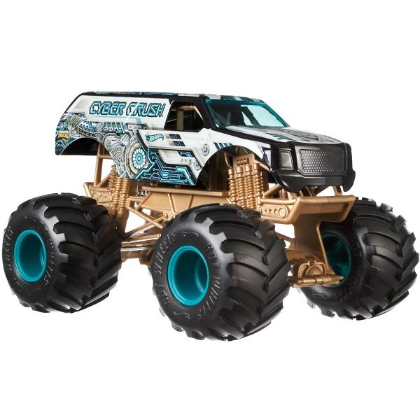 Купить Mattel Hot Wheels GCX17 Хот Вилс Монстр трак 1:26, Игрушечные машинки и техника Mattel Hot Wheels