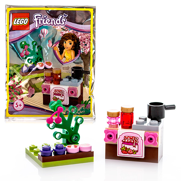 Конструктор LEGO — LEGO Friends 561506 Конструктор ЛЕГО Подружки Сделай варенье