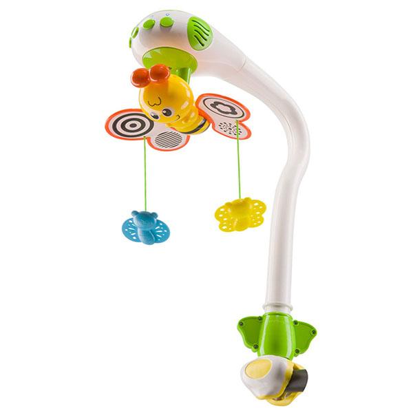 """Happy Baby 330074 Музыкальный мобиль """"MAGIC BUTTERFLIES"""" фото"""