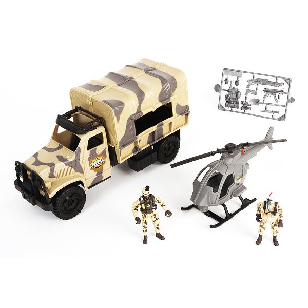 Купить Chap Mei 545059 Набор: Десантный грузовик, Игровой набор Chap Mei