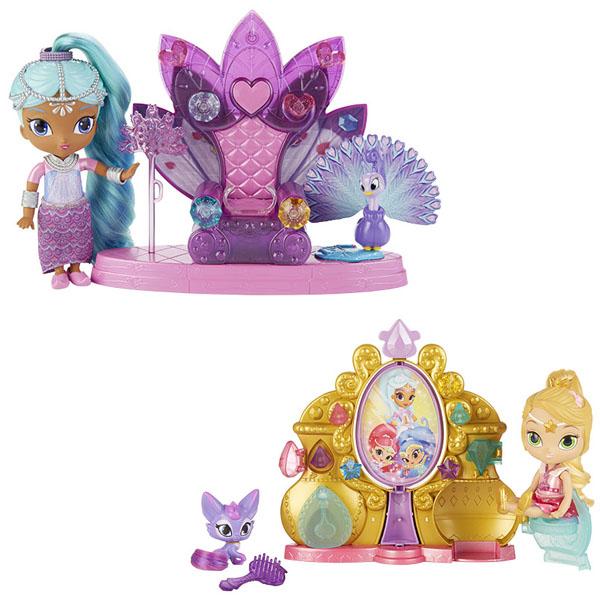 Купить Mattel Shimmer&Shine DYV97 Игровой набор Волшебная зеркальная комната , Игровой набор Mattel Shimmer&Shine
