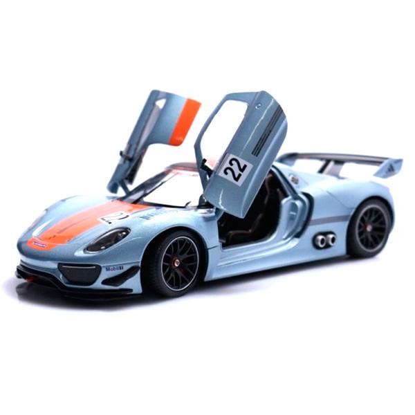 Welly 43651 Велли Модель машины 1:34-39 Porsche 918 RSR