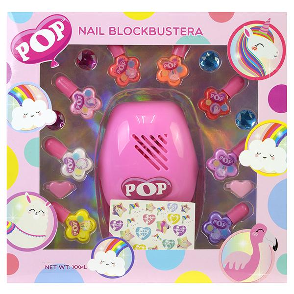 Купить Markwins 1539014E Игровой набор детской декоративной косметики для ногтей, Косметика для девочек Markwins