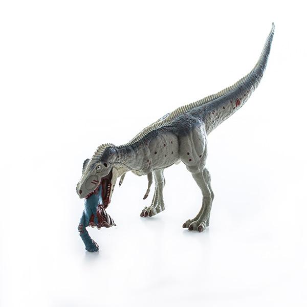 HGL SV12430 Игрушка фигурка Тираннозавр ест Брахиозавра - Игровые наборы