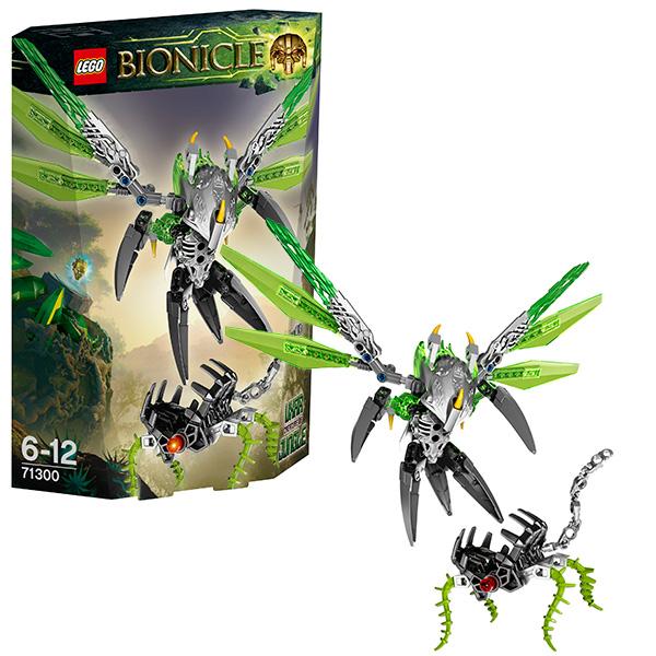 Lego Bionicle 71300 Лего Бионикл Уксар, Тотемное животное Джунглей