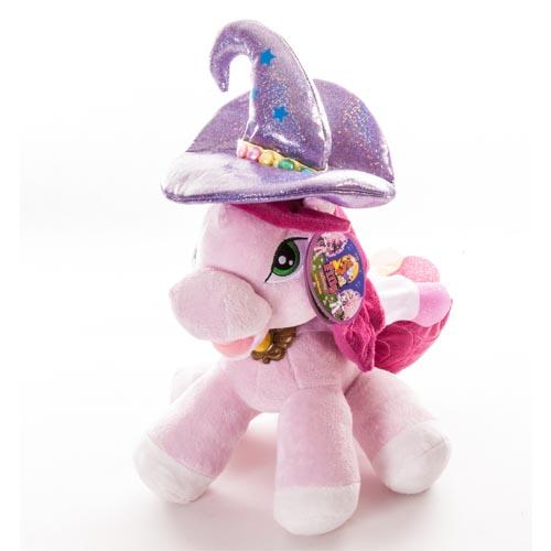 Filly Fairy 23-90 Филли Феи Мягкая лошадка Филли ведьма Кадабра 25 см