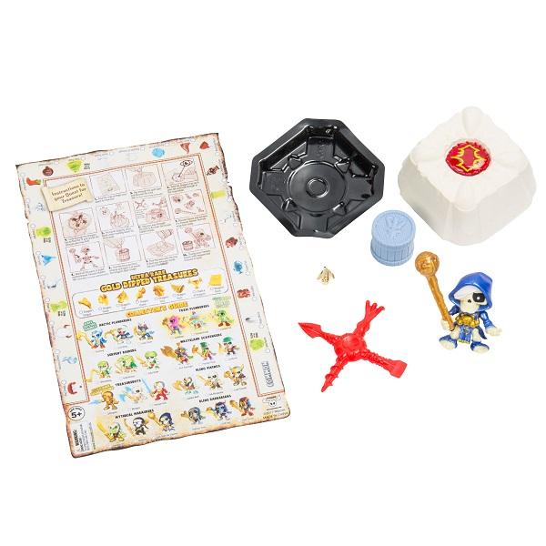 Купить Treasure X 41507T Набор Золото драконов (охотник + сокровище), Игровые наборы Treasure X