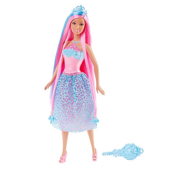Купить Mattel Barbie DKB61 Барби Куклы-принцессы с длинными волосами, Кукла Mattel Barbie