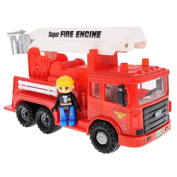 Купить Daesung 959-1 Дайсунг Машина пожарная MAX, Машинка Daesung