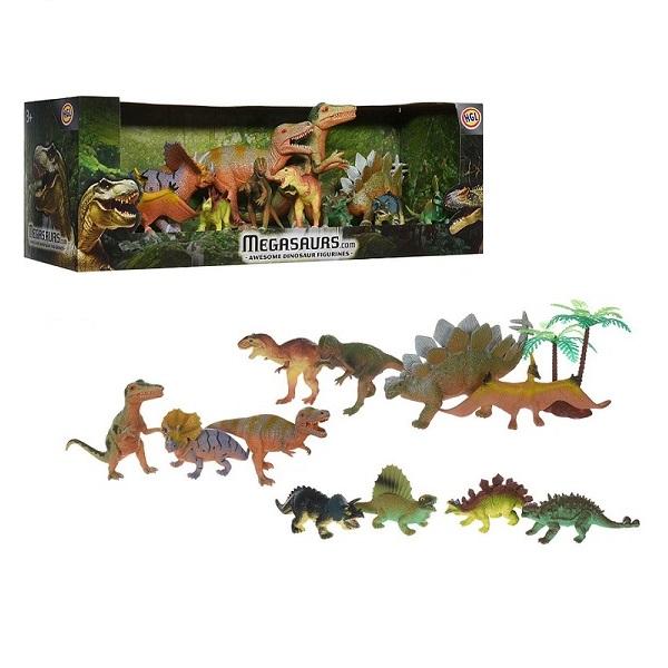 Фигурка Megasaurs (HGL) - Динозавры, артикул:109073