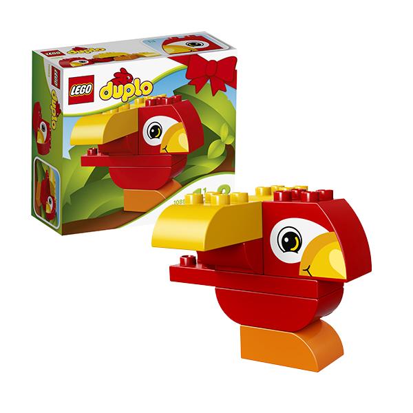 Купить Lego Duplo 10852 Лего Дупло Моя первая птичка, Конструктор LEGO