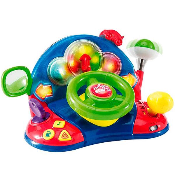 Купить BRIGHT STARTS 52178 Развивающая игрушка Маленький водитель , Развивающие игрушки для малышей BRIGHT STARTS