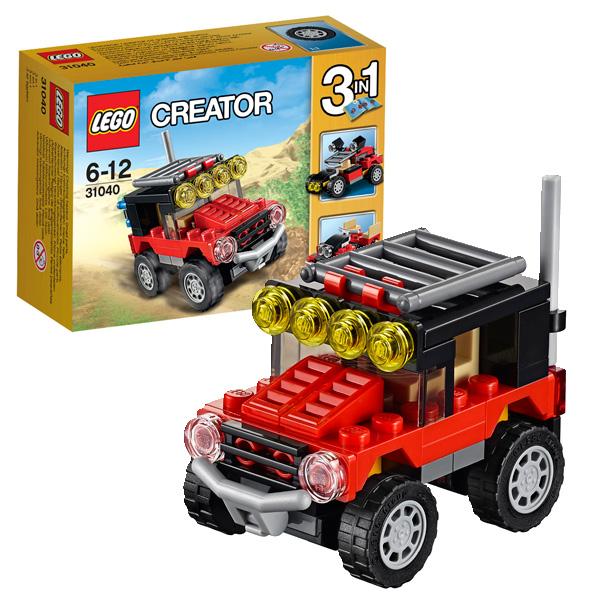 Конструктор LEGO - Криэйтор, артикул:126574