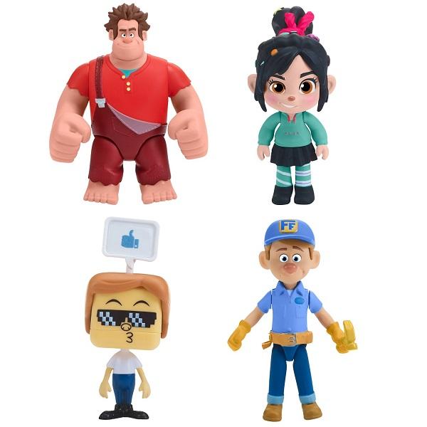 Купить Ralf2 36850 Фигурка героя 8 - 9 см (в ассортименте), Игровые наборы и фигурки для детей Mattel Enchantimals