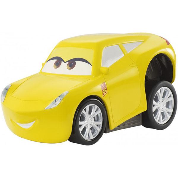 Mattel Cars DVD33 Машинка с автоподзаводом, арт:149325 - Машинки из мультфильмов, Транспорт