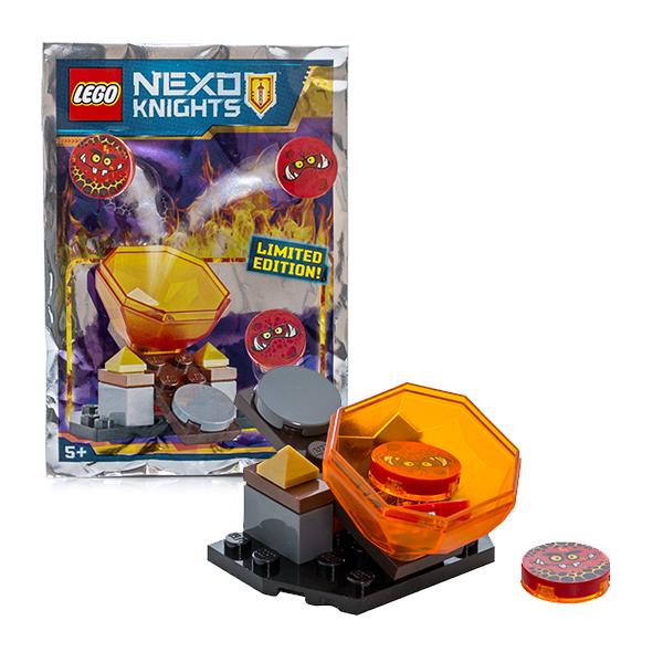 Lego Nexo Knights 271607 Конструктор Лего Нексо Катапульта, арт:146470 - LEGO, Конструкторы для мальчиков и девочек