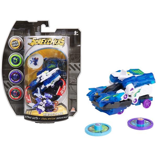 Купить Screechers Wild 35896 Дикие Скричеры Машинка-трансформер H2Октан л3, Игровые наборы и фигурки для детей Screechers Wild