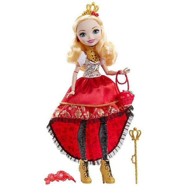 Купить Mattel Ever After High DVJ18 Отважные принцессы Эпл Вайт, Кукла Mattel Ever After High