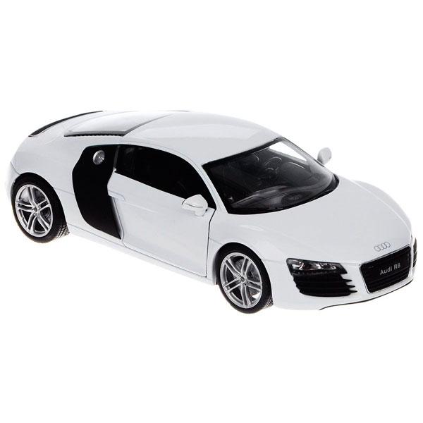 Машинка Welly 22493 Велли Модель машины 1:24 Audi R8