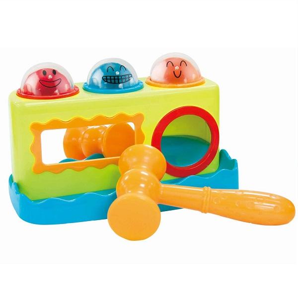 Купить LITTLE HERO 3017A Сортер с молоточком, Развивающие игрушки для малышей LITTLE HERO