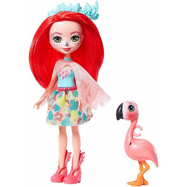 Купить Mattel Enchantimals GFN42 Кукла с любимой зверюшкой, Куклы и пупсы Mattel Enchantimals