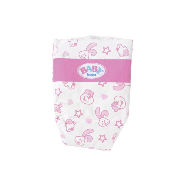 Купить Zapf Creation Baby born 826-508 Бэби Борн Памперсы (5 шт.), Аксессуары для куклы Zapf Creation