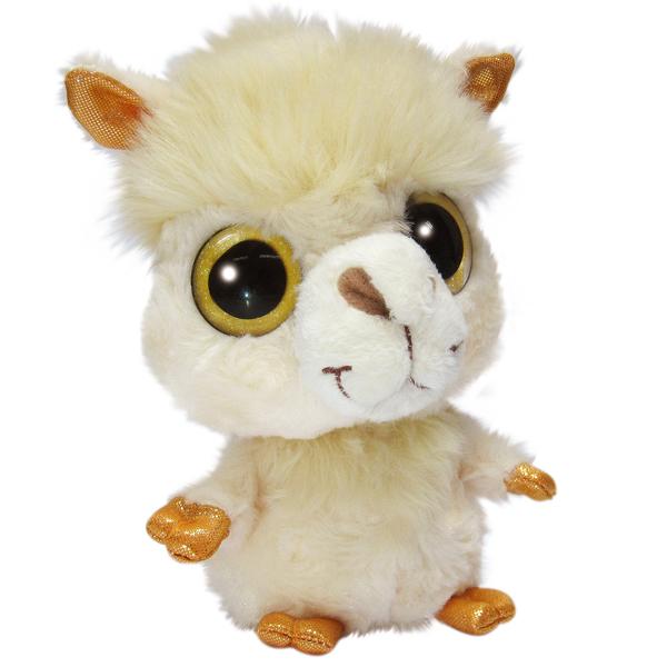 Купить Юху и его друзья 171220F Альпака, 12 см, Мягкая игрушка Aurora