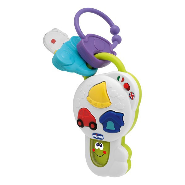 Развивающие игрушки для малышей CHICCO TOYS 995