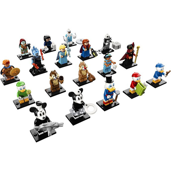 Купить LEGO Minifigures 71024 Минифигурки ЛЕГО Серия DISNEY 2, Конструкторы LEGO