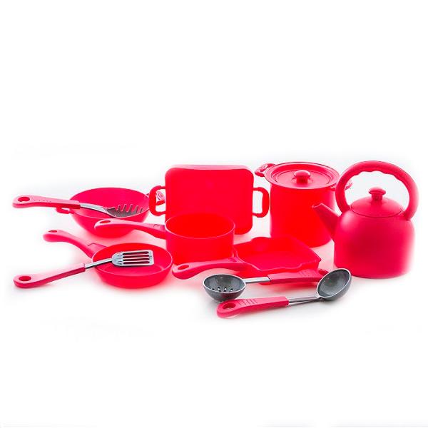 """Boley 41229C Игровой набор """"Кухонная посуда"""" 13 предметов, Игровой набор Boley  - купить со скидкой"""
