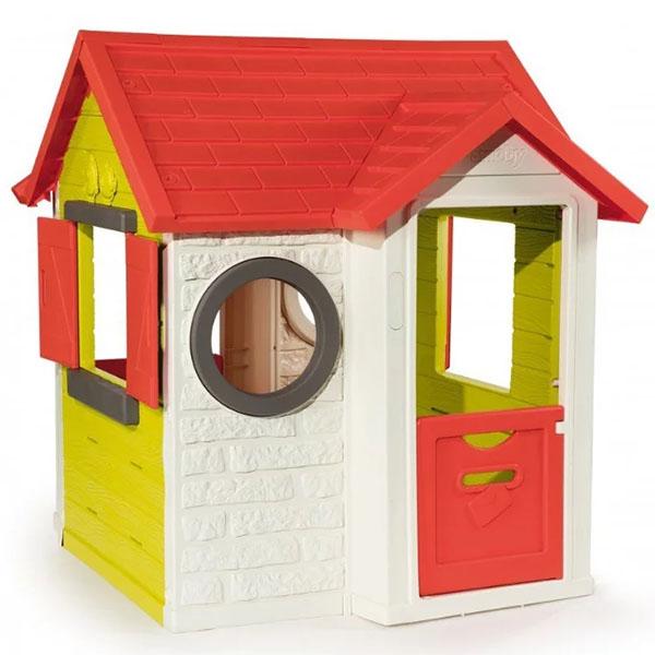 Игровые домики и палатки Smoby 810402 Игровой детский домик со звонком фото