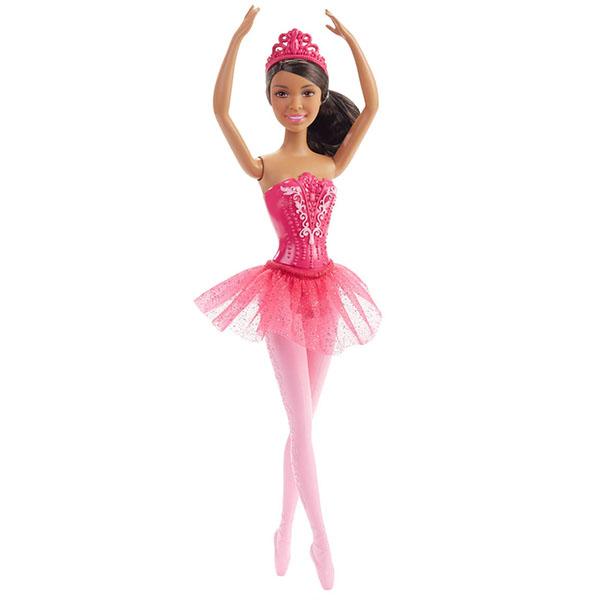 Купить Mattel Barbie DHM58 Барби Балерина в красном , Куклы и пупсы Mattel Barbie