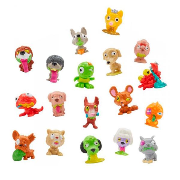 Набор фигурок UGGLYS PET SHOP от Toy.ru