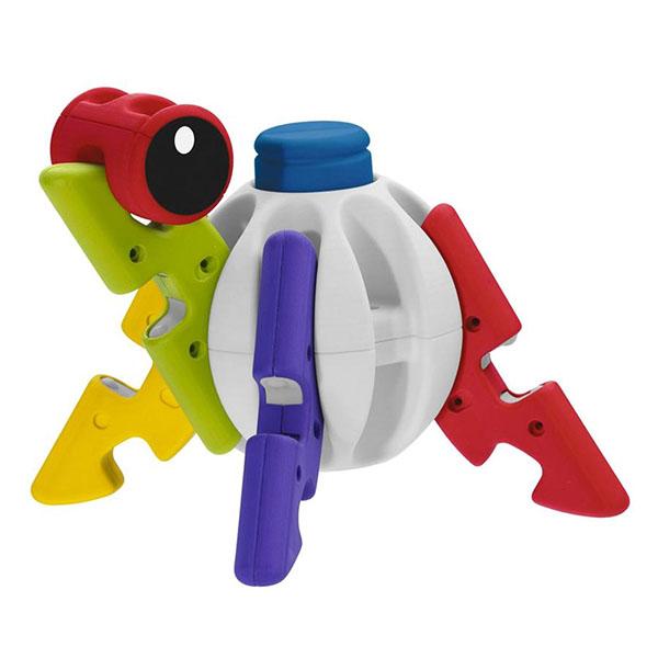 Купить CHICCO TOYS 9374AR Головоломка Шар , Развивающие игрушки для малышей CHICCO TOYS