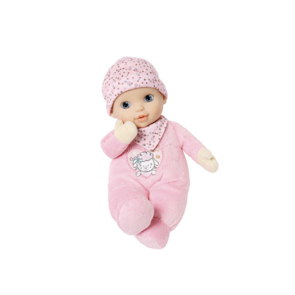 "Куклы и пупсы Zapf Creation Baby Annabell for babies 702-543 Бэби Аннабель Кукла ""Сердечко"",30 см, дисплей фото"
