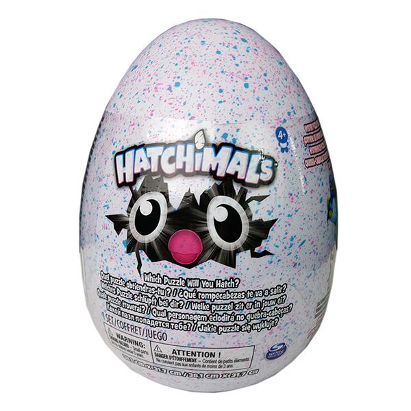 Купить Hatchimals 98468 Хетчималс Пазл 46 элементов в яйце, Настольная игра Hatchimals