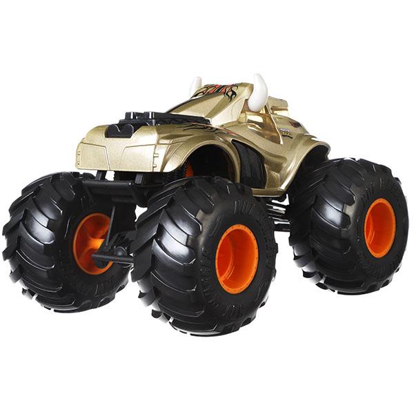 Купить Mattel Hot Wheels GBV33 Хот Вилс Монстр трак 1:24 Steer Clear, Игрушечные машинки и техника Mattel Hot Wheels