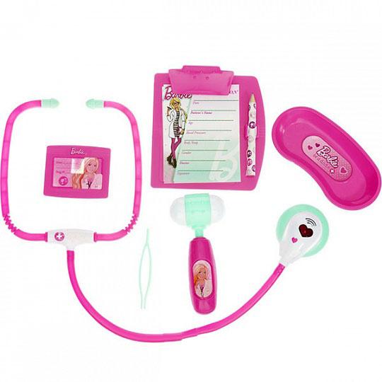 Купить Corpa D123 Игровой набор юного доктора Barbie средний, Игровой набор Copra