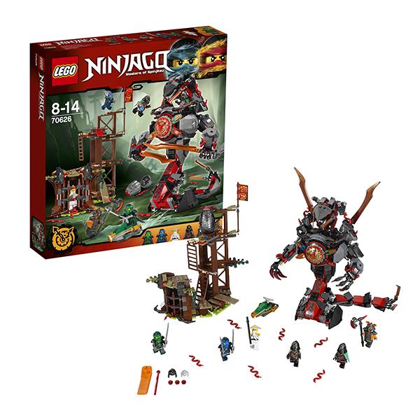 Конструктор LEGO - Ниндзяго, артикул:145730