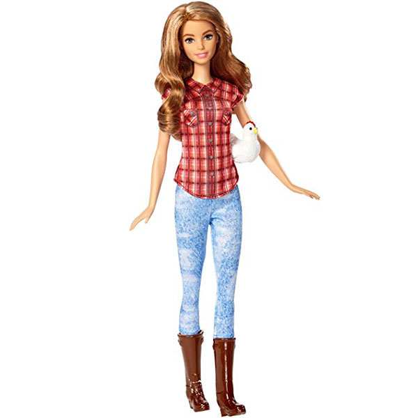 Mattel Barbie DVF53 Барби Кукла из серии Кем быть?, арт:149094 - Barbie, Куклы и аксессуары