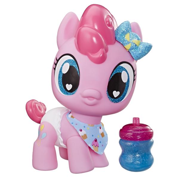 Купить Hasbro My Little Pony E5107/E5175 Май Литл Пони Игрушка Пони Малыш Пинки Пай, Игровые наборы и фигурки для детей Hasbro My Little Pony