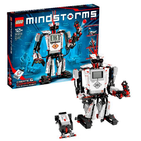 Купить LEGO Mindstorms 31313 Конструктор ЛЕГО Майндстормс EV3, Конструктор LEGO