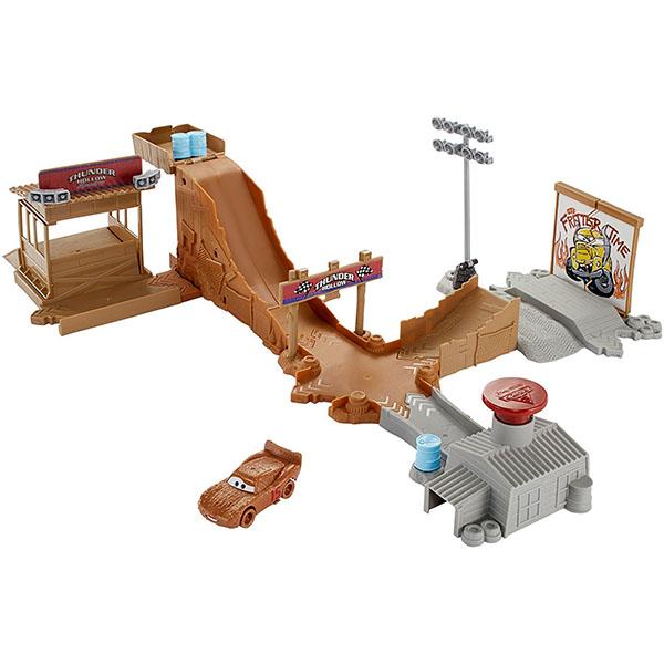 Купить Mattel Cars DYB00 Легендарные трассы, Игровые наборы и фигурки для детей Mattel Cars