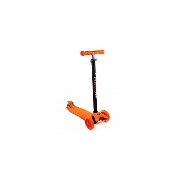 Купить Самокат трехколесный Triumf active SKL07Lor оранжевый, Самокаты Самокаты