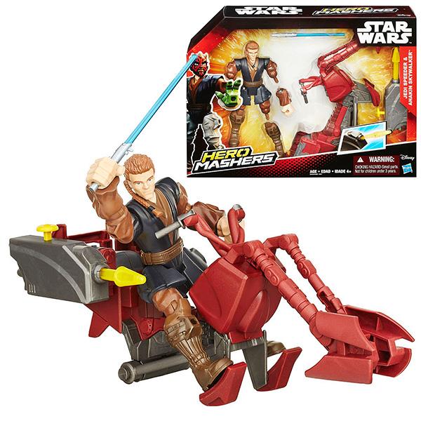 Купить Hasbro Star Wars B3831 Звездные Войны Лихачи (в ассортименте), Игровой набор Hasbro Star Wars