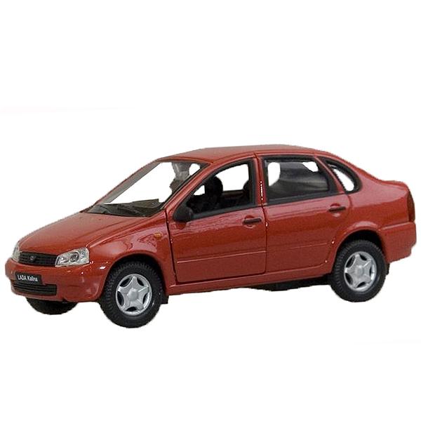 Купить Welly 42383 Велли Модель машины 1:34-39 LADA Kalina, Машинка Welly