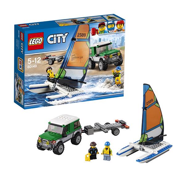 Конструктор LEGO - Город, артикул:145679
